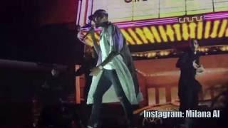 Chris Brown - Fine by me / Zero live Performance Hamburg