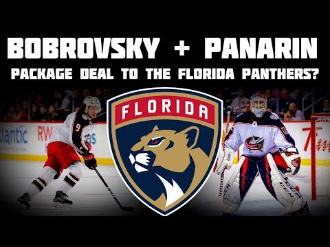 Why Bobrovsky and Panarin will sign with the Florida Panthers