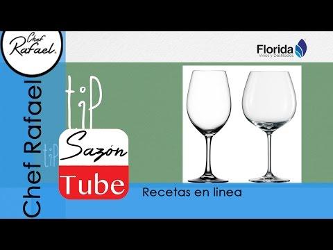El ABC del vino: Tipos de copas