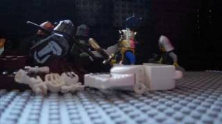 The attack of the orcs