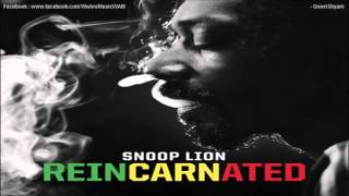 Snoop Lion - Tired Of Running (Feat. Akon) CDQ