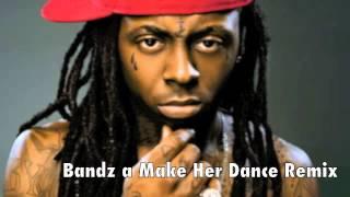 Juicy J - Bandz A Make Her Dance Remix ft 2Chainz, Lil Wayne & Jay Blaze