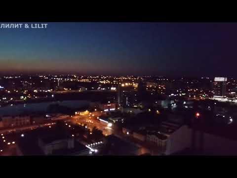 #обзор Челябинск. Ночной город.