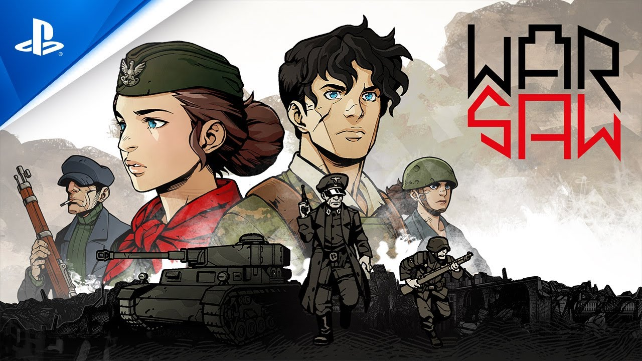 Turn-based RPG Warsaw marches to PS4 September 29