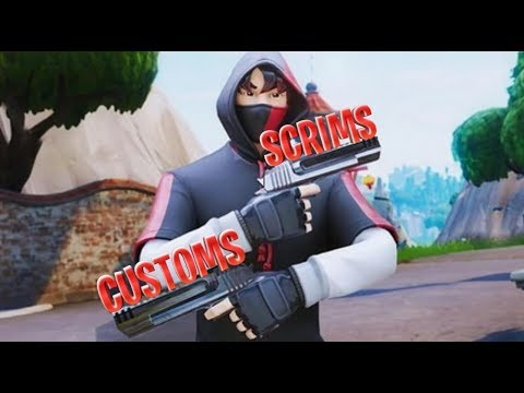 (NA-WEST) FORTNITE CUSTOM MATCHMAKING SCRIMS! SOLO/DUO/SQUAD! ALL PLATFORMS! SHOUT OUT FOR WINNER