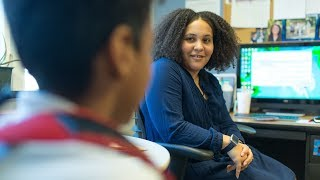 School Counselor Empowers Middle Schoolers To Become Active Citizens