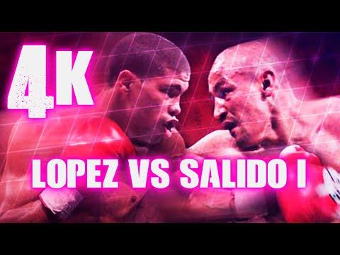 Juan Manuel Lopez vs Orlando Salido I (Highlights) 4K