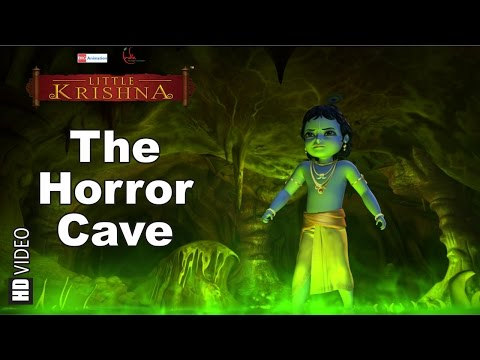 Krishna and The Horror Cave   HD Clip   English