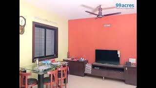 2 BHK,  Residential Apartment in Aundh