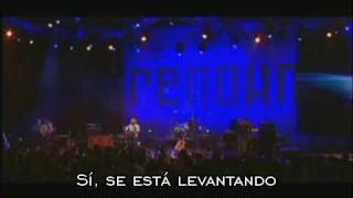 Chris Tomlin - Holy Is The Lord (Live) (subtitulado español) [History Maker]