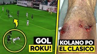 To może być GOL ROKU 2019! Bale na wylocie, Ramos zawieszony, noga Varane'a