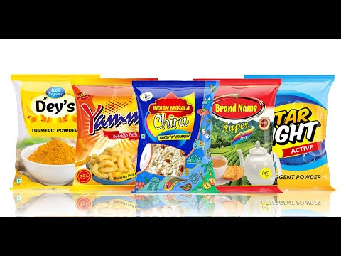Arihant Packaging | Packaging Pouches | Plastic Bags