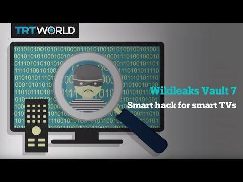 , title : 'WikiLeaks 'Vault 7': Part I'