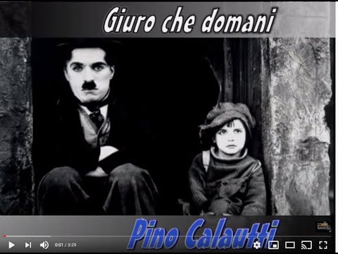 Pino Calautti - Giuro che domani