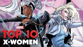 X-Women   Top 10
