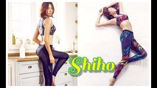 ファッションモデル、SHIHOの美しさを堪能する動画まとめ|筋トレ女子