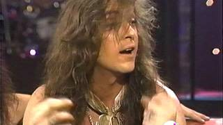 Steelheart • Live • Everybody Loves Eileen & I'll Never Let You Go • Rick Dees • 1991