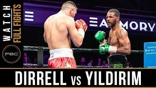 Dirrell vs Yildirim FULL FIGHT: February 23, 2019 - PBC on FS1