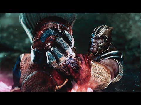 THANOS vs. HULK & CAPTAIN MARVEL | AVENGERS: ENDGAME Fight Scene (Epic Battle)