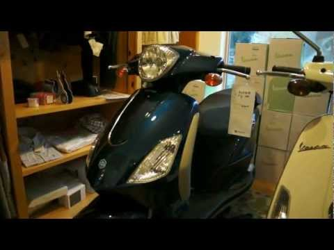 2012 Piaggio Fly 150 – Quick Review