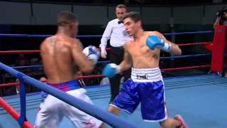 Argentina Condors v USA Knockouts - World Series Of Boxing Highlights
