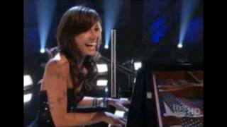 Christina Perri -Have yourself a merry little Christmas.wmv