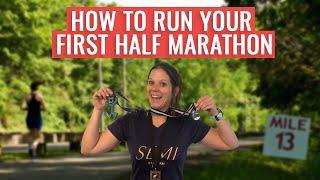 First Half Marathon Tips | How To Run Your First Half Marathon