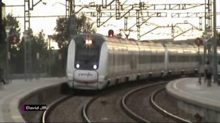 preview picture of video 'Estaciones de tren: Llinars del Vallès'
