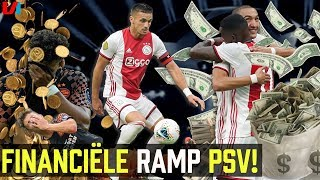 Strijd Tussen Ajax & PSV Barst Weer Los: 'Financiële Gat Wordt Alsmaar Groter en Groter'