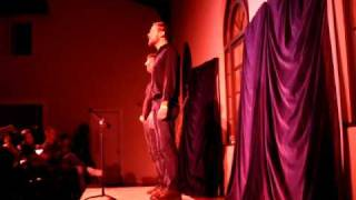 "Pablo Trucker - ""Slow and Steady Wins the Race"" (at BARE II: an all acapella evening)"