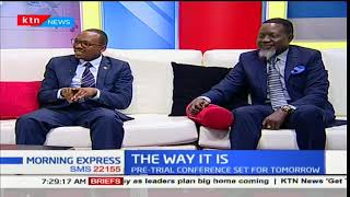 Morning Express - 13th November 2017 - The Way It Is