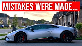 5 THINGS I WISH I KNEW BEFORE BUYING AN EXOTIC CAR