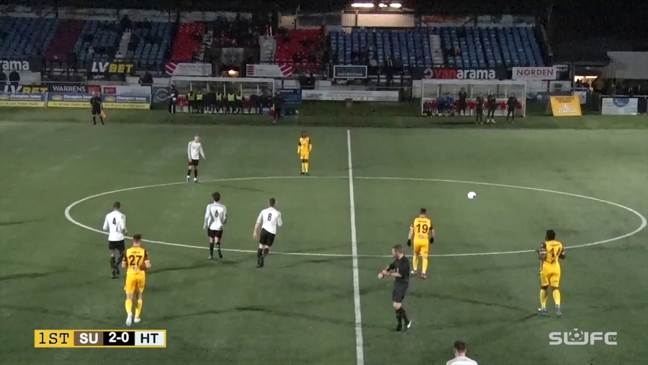 Sutton United Vs Horley Town SSC Highlights