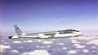 Stratojet: Meet Your Boeing B-47 - Restored Color - 1954