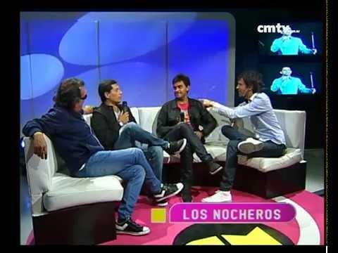 Los Nocheros video Entrevista CM - Septiembre 2014