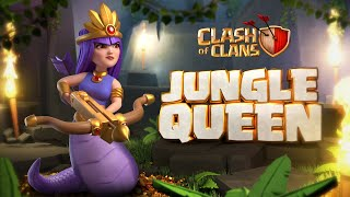 Jungle Queen (Clash of Clans June Season Challenges)