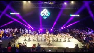 Super24 dance comp,the disiples