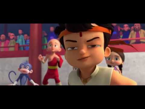 Chhota Bheem Kung Fu Dhamaka Trailer-English In Cinemas 10 May