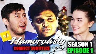TVF HUMOROUSLY YOURS s1e1 | Reaction