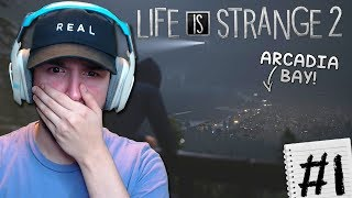 ALREADY IN TEARS | Life is Strange 2 - Episode 1: ROADS (FULL GAMEPLAY)