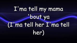 Christina Grimmie - Tell My Mama - HD lyrics - NO PITCH