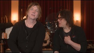 "Goo Goo Dolls - ""Iris"" Behind-the-Track (Dizzy 20)"