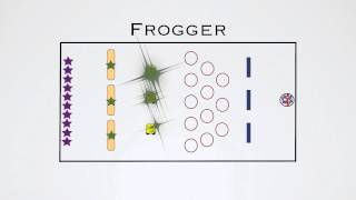 Gym Games - Frogger!
