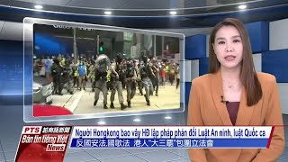 Đài PTS – Bản tin tiếng Việt ngày 28 tháng 5 năm 2020