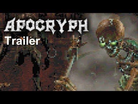 Apocryph Trailer / Download Free Alpha version of Apocryph! thumbnail