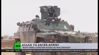Assad to get involved in conflict between Kurds, Turkey - reports