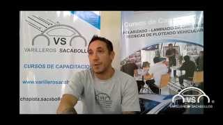 preview picture of video 'curso Varillero Sacabollos Munro Marzo 2014 - testimonios'