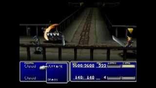 Final Fantasy VII Cheat Codes