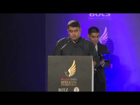 Gagan Narang - AUDI RITZ ICON AWARDS (Chennai Edition) - 2014