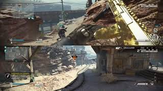 MultiCOD Clasico #220 Call of Duty Ghosts Goldrush - Blitz Multiplayer Live Gameplay
